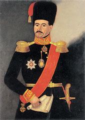 slikar Uroš Knežević - 1835. godina