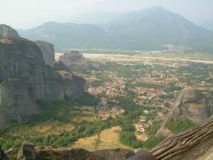 Pogled na Kalampaku